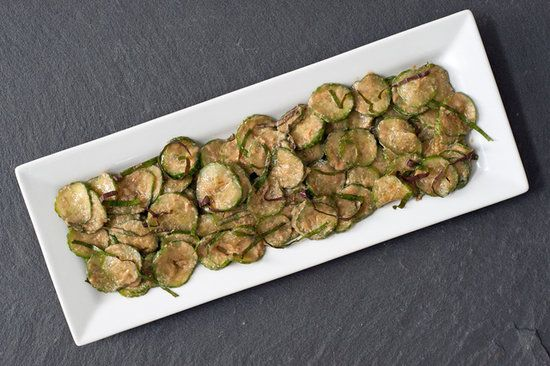 Salt-Massaged Cucumber With Miso and Sesame | Recipe