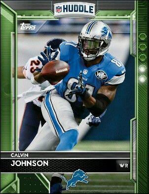 772 Calvin Johnson