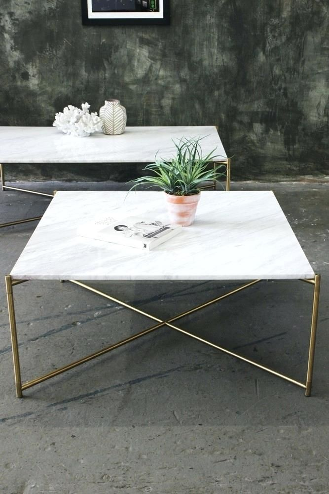 Carrara Marble Coffee Table Marble Coffee Table White Marble