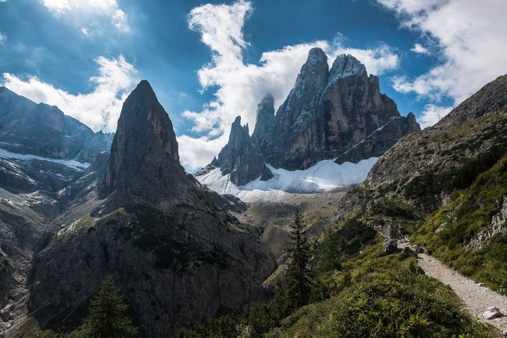 Dolomiti di Sesto by Luigi Alesi on 500px