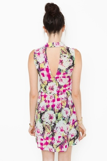garden party dress.  #candigardenparty