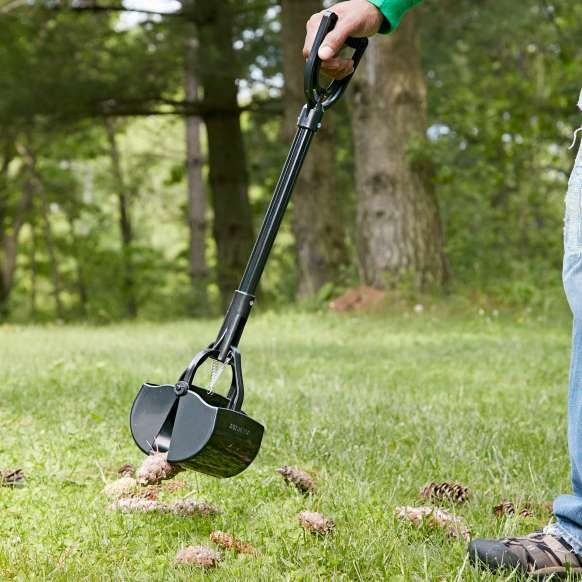 Grass Seed Broadcaster Homeowner Home Hacks Pooper Scooper