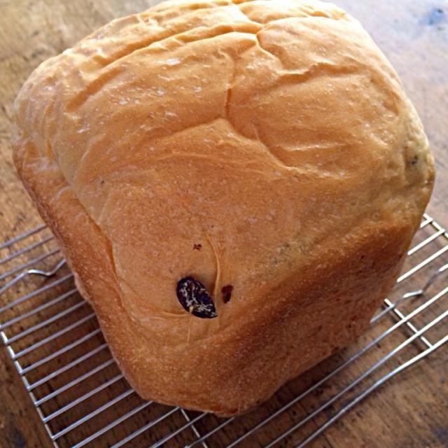 今日のお昼ごはんに頂きます‼︎ - 57件のもぐもぐ - ウチのEちゃんの焼いたクルミぶどうパン‼︎ by Yoshinobu Nakagawa