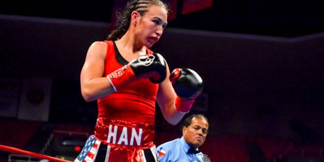 'Dynamic Duo' of Han, Felix to Headline Top Rank Boxing Card at Haskins Center in February