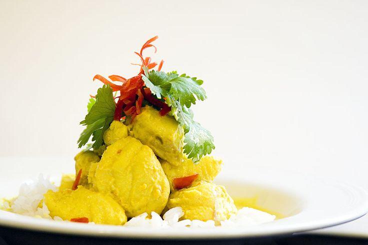 Tenina's Golden Fish Curry