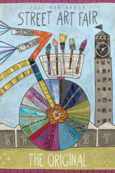 Ann Arbor Street Art Fair, The Original