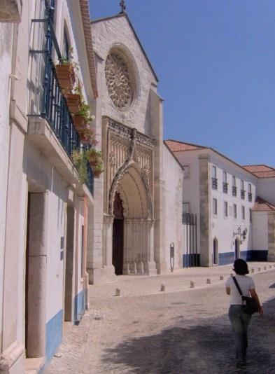 Igreja da Graça Santarem  http://planetatour.wordpress.com/2012/12/19/graca-santarem/