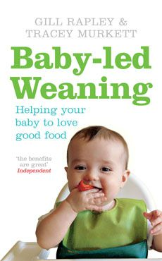 a highly recomended method for introducing solid food.  Give baby small portions of the food you're eating (instead of pureed) and they learn to enjoy the same tastes and textures you eat. I'm excited to reed more about it and see if it will work for Adaya
