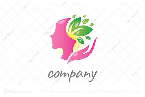 Exclusive Logo 76852 Mind Beauty Logo Beauty Logo Massage Logo