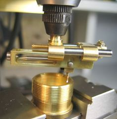 hole center finder (without dial indicator)