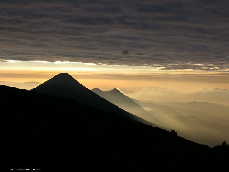 Acatenango Fuego #Guatemala