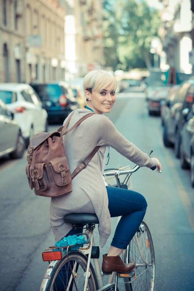 New Study Shows Walking or Biking to Work Increases Happiness | Institute for Integrative Nutrition