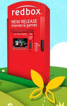 FREE Redbox Code for DVD Movie Rental