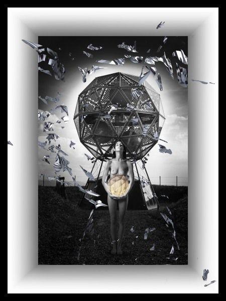 La febbre dalla luce 2014 Leonardo Maniscalchi  Artist Photographer  Limited Edition Vintage