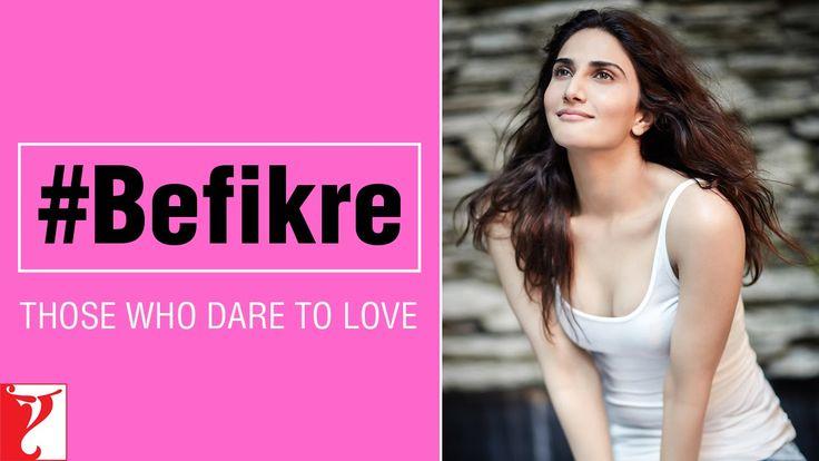 Vaani Kapoor as the LEAD ACTRESS of Aditya Chopra's #Befikre