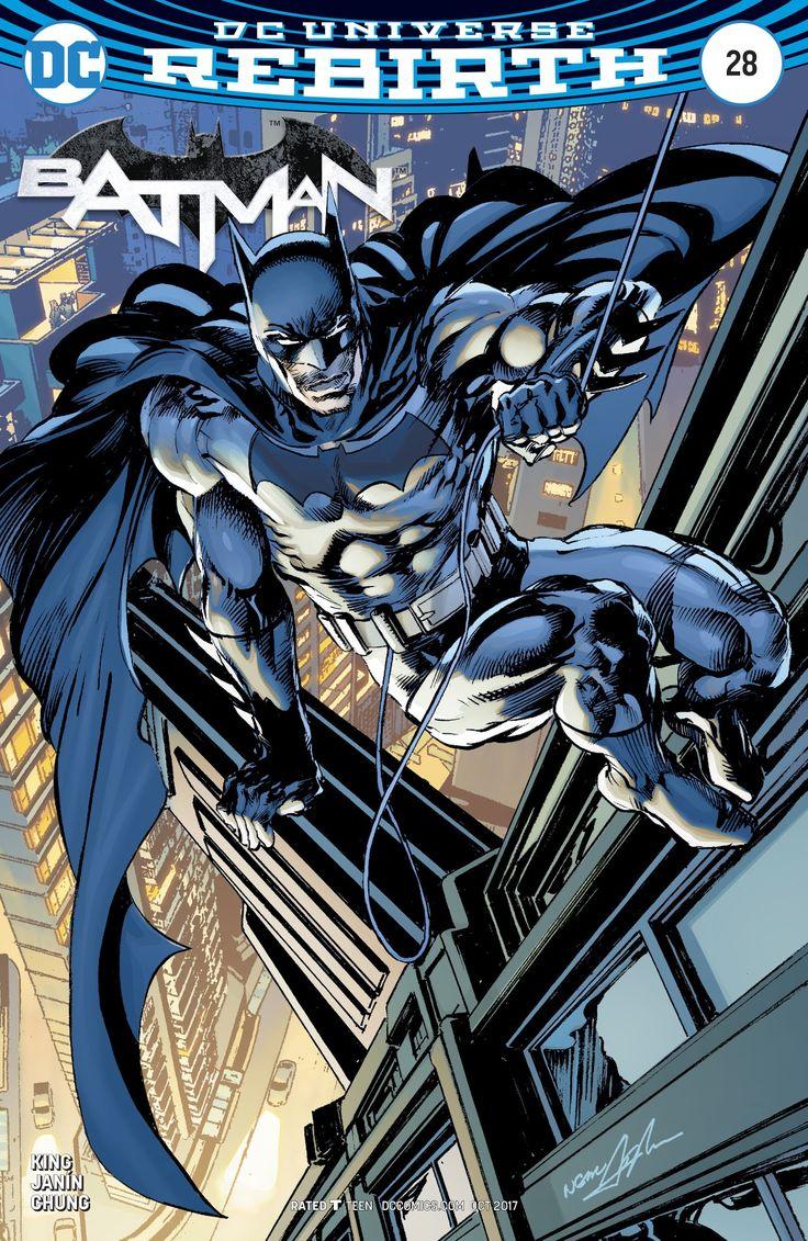 Batman vol 3 #28 | Variant cover art by Neal Adams