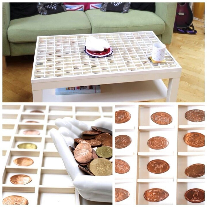 omg. I love this. For my pressed pennies collection