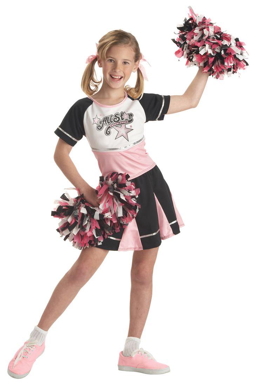 Cute Cheerleading Costumes For Halloween