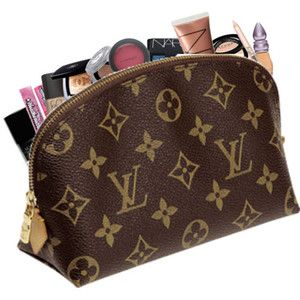 louis vuitton makeup bag cosmetic case