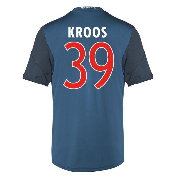 2013-2014 Bayern Munich Adidas Third Football Shirt 39 Kroos http://www.arhikultura.org/cheap-2013-2014-bayern-munich-adidas-third-football-shirt-39-kroos-for-sale-p-290.html