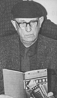 Boerneef - dr Izak v d Merwe