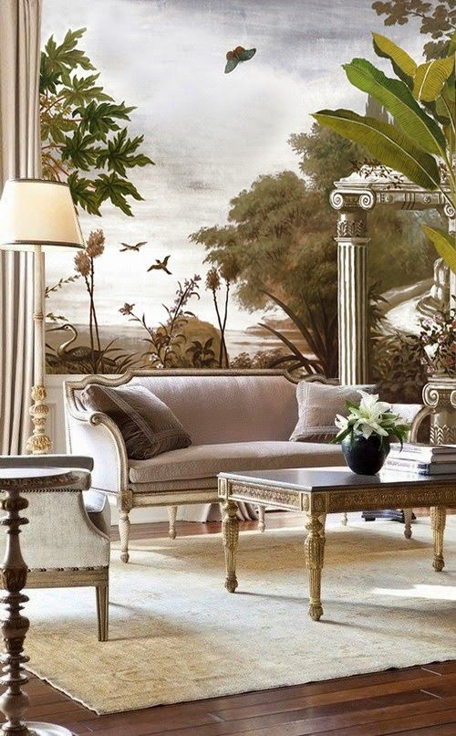 1000 ideas about grisaille on pinterest murals. Black Bedroom Furniture Sets. Home Design Ideas
