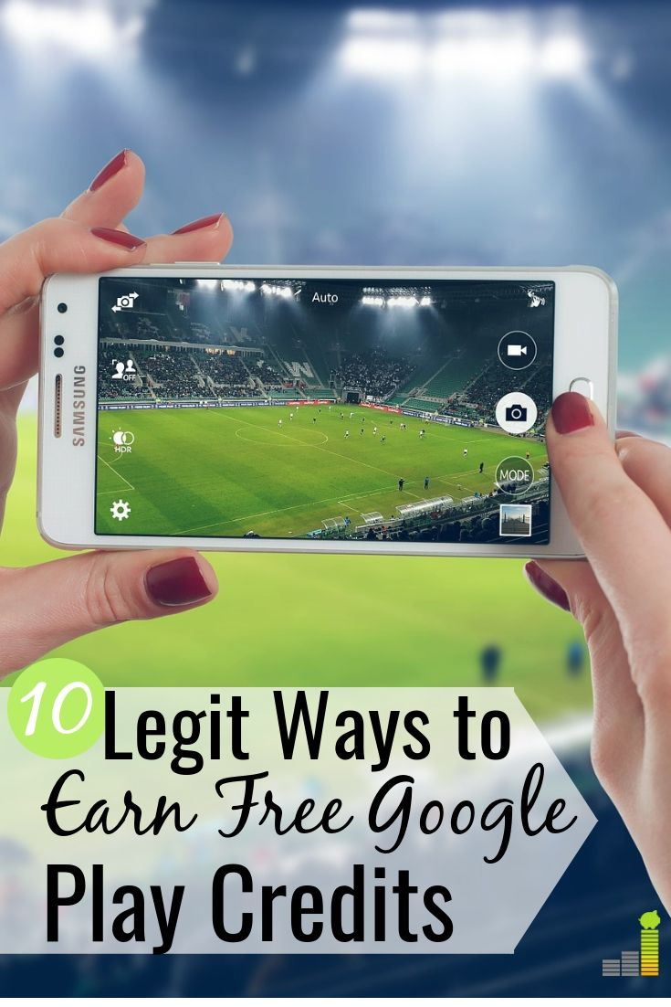 13 Best Ways To Earn Free Google Play Credits Google Play