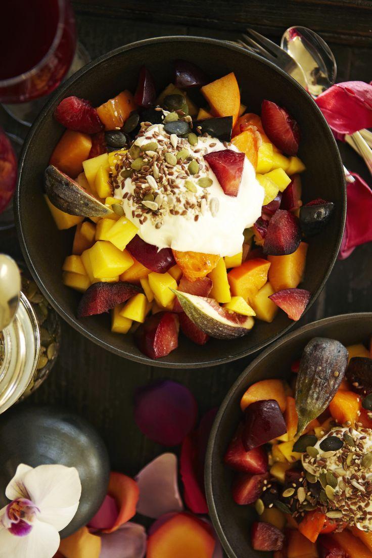 Pascale Naessens - Fruitontbijt