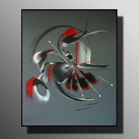 Les 25 meilleures id es concernant peinture moderne sur pinterest tableau a - Tableaux contemporains acrylique vendre ...
