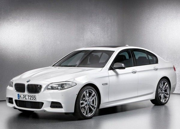 Latest BMW M Series | BMW M Series Diesel Introduces New M550d, M50d X5, X6 M50d