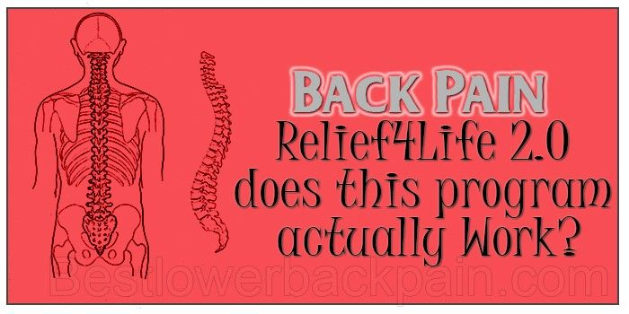 """The program named Back Pain Relief4Life is the creation of Dr. Ian Hart. His programs have been appeared in, """"OK!"""" Magazine, Fox News, CBS Men's Health, and added media platforms. It asserts that it is the most uncomplicated and yet the most efficient alternative therapy for providing you with relief from back pain."""