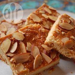 Marzipan Slice @ allrecipes.com.au