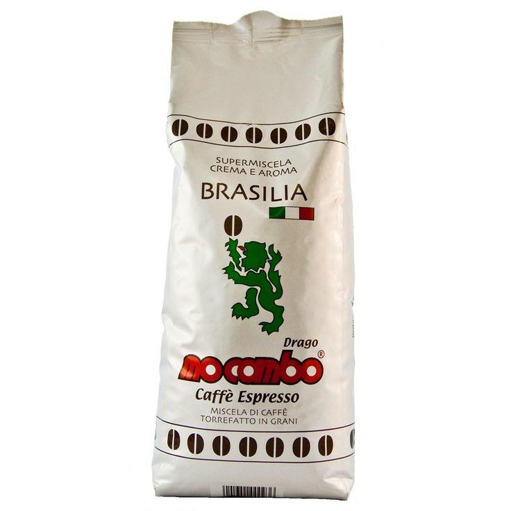 Mocambo Brasilia koffiebonen koffie kaffee coffee cafe caffe