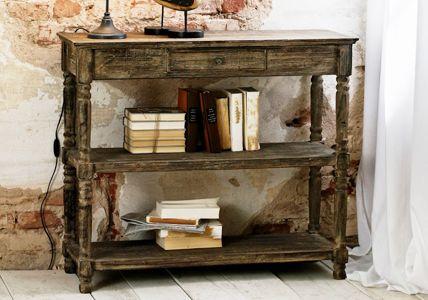 Konsole von Mirabeau - Wohntrend: Vintage-Möbel für zu Hause 12