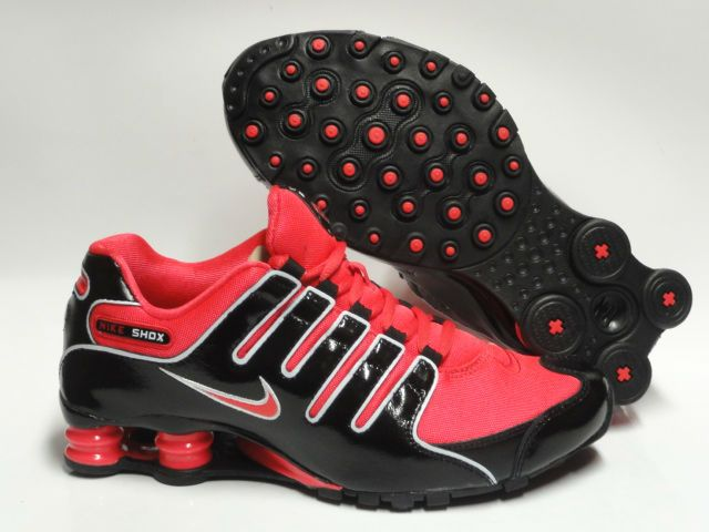 New Nike Shocks for Women | New Nike Shox NZ Shoes Womens Size 6 Classic Running Red Traaining ...