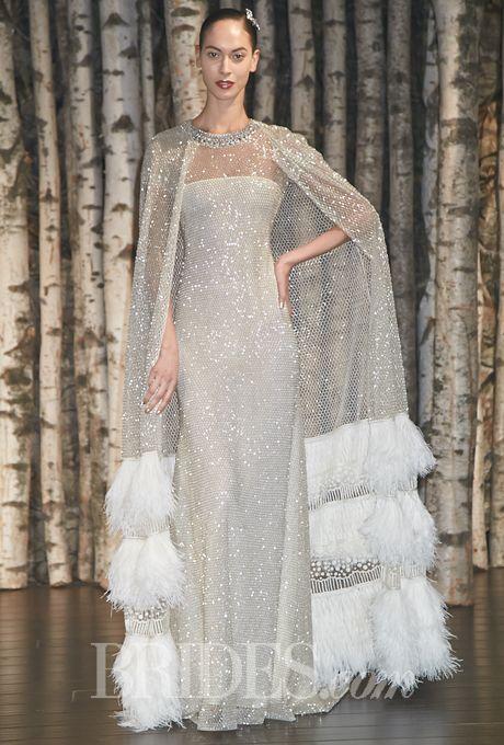 Moda Ślubna 2015 Wedding Trends  Peleryny