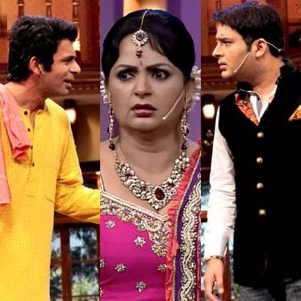 After Bharti Singh, Upasna Singh wants Kapil Sharma and Sunil Grover to patch up #FansnStars