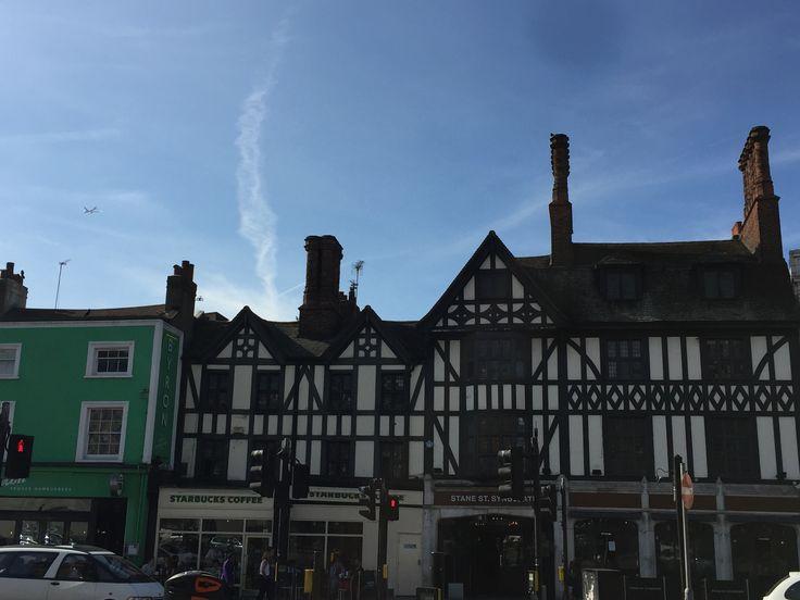 Tudor Pub (photo taken by Henry Boateng)