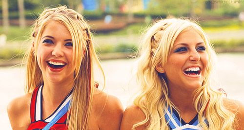 Ashley Benson and Cassie Scerbo :Bring It On: In It To Win It
