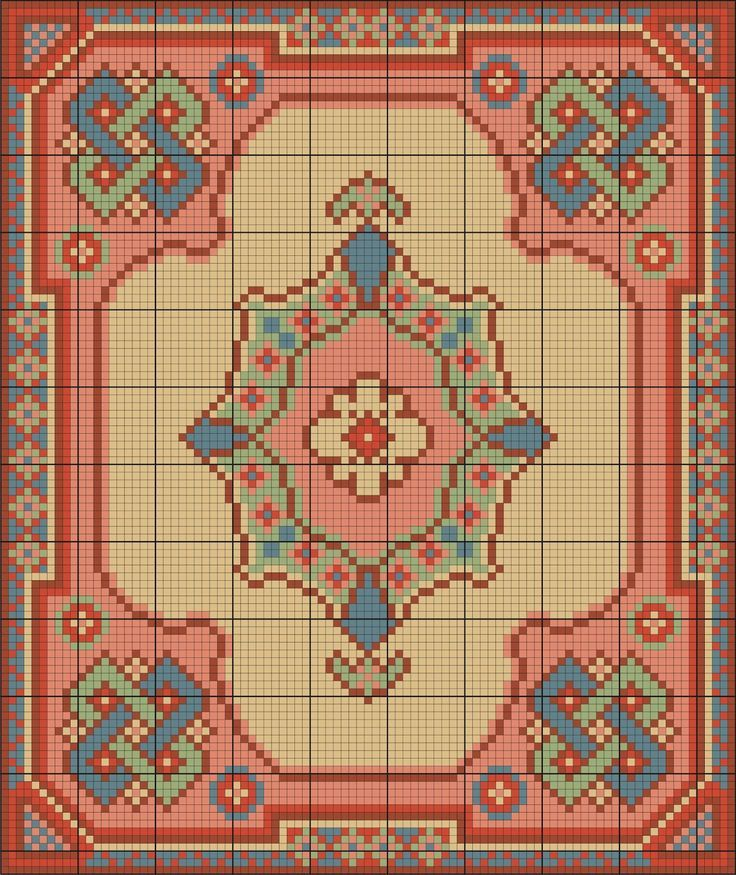 36 best images about CROSS STITCH on Pinterest Quilt designs, Christmas rugs and Rug patterns