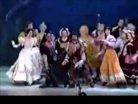 INTO THE WOODS 1988 Tony Awards - YouTube
