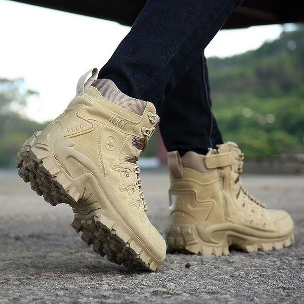 Men's Work Boots,Tactical Boots