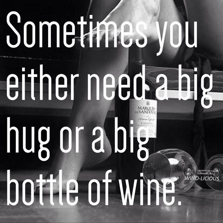 I definitely need both today…..
