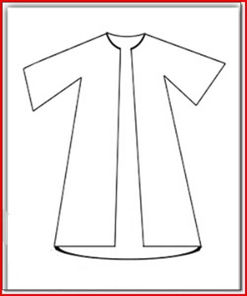Joseph Coat Of Many Colors Craft Template | Nursery bible ...