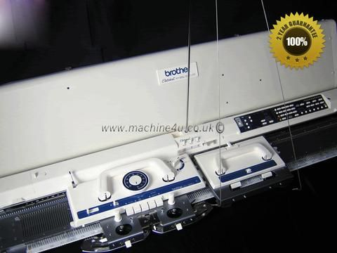 Brother Computerized KH 965i Knitting Machine For Sale - machine4u