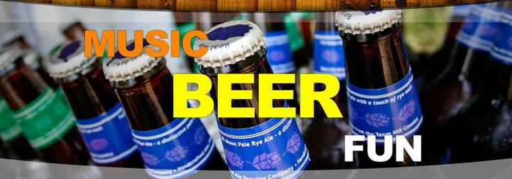 Houston Beer Fest - June 9, 2012
