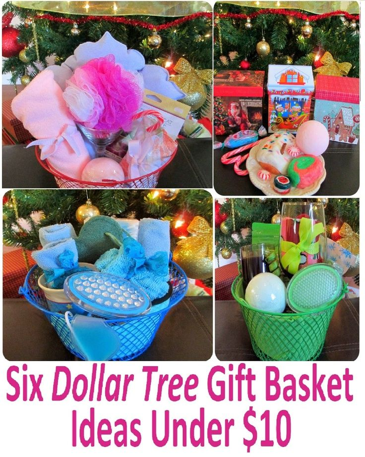 17 Best Ideas About Cheap Gift Baskets On Pinterest