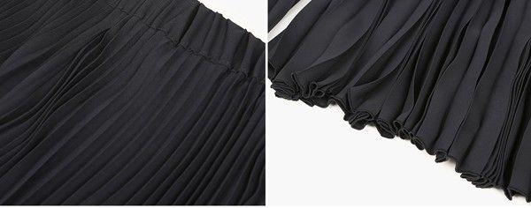 パンツ フレアパンツ プリーツ スカンツ スカーチョ ガウチョパンツ 30代 40代 50代 女性 レディース秋色 :OD-PTH030:レディース 婦人服の ENVYLOOK - 通販 - Yahoo!ショッピング