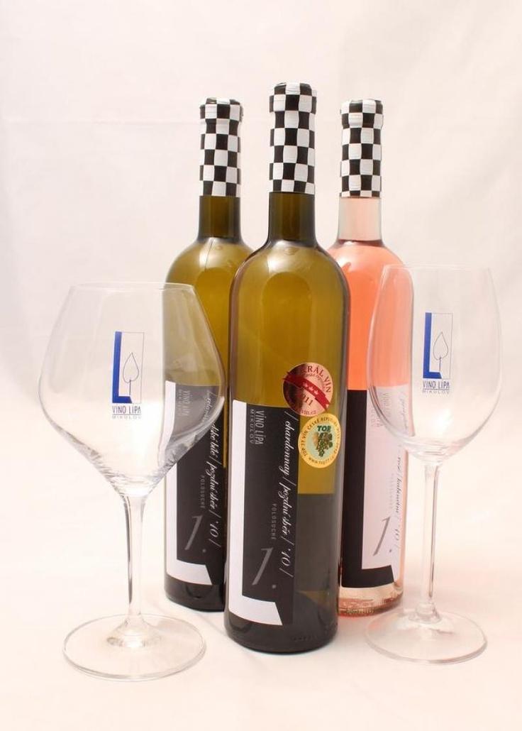 Lahvová vína Vinařství Lípa Mikulov