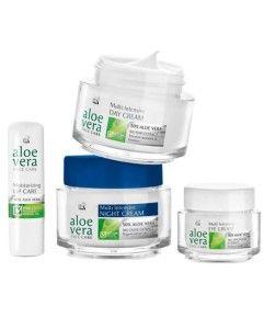 Aloe Vera Skin Care Set